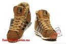 Есть в наличии в Улан-Удэ зимние кроссовки Adidas X Star Wars Chewbacca.